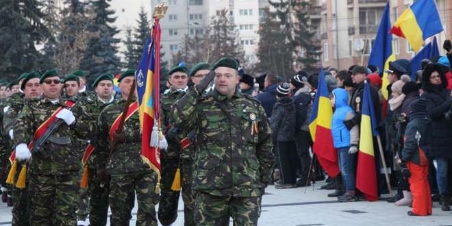 """Centenarul Marii Uniri, la Miercurea Ciuc. """"Indiferent de etnie, religie, convingeri politice, cu toţii suntem cetăţeni români, cu toţii trebuie să ne respectăm, să convieţuim"""""""