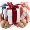 """Campania """"Un cadou pentru un zâmbet de copil/bunic"""""""