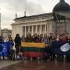 Lituania, prima mobilitate