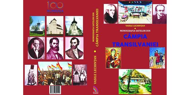 """Un volum de referinţă pentru istoria şi cultura românească: """"Monografia satelor din Câmpia Transilvaniei"""", de Vasile Lechinţan"""