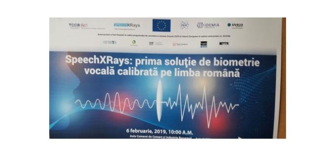 Fizicienii de la Măgurele au realizat prima soluţie de autentificare biometrică vocală în limba română