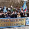 Marşul autonomist de la Târgu Mureş