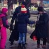 Copiii de la Centrul Social Integrat Topliţa au împărţit 200 de mărţişoare