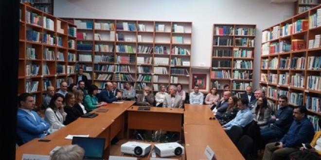 Colaborare ştiinţifică pentru clasificarea spitalului judeţean ca spital clinic regional