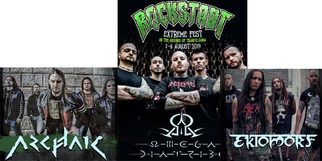 Rock unguresc la Rockstadt Extreme Fest