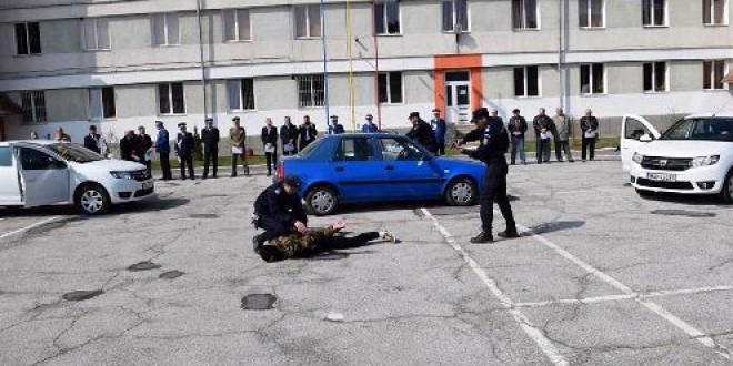 Ziua Jandarmeriei Române, sărbătorită la CPPCJ Gheorgheni