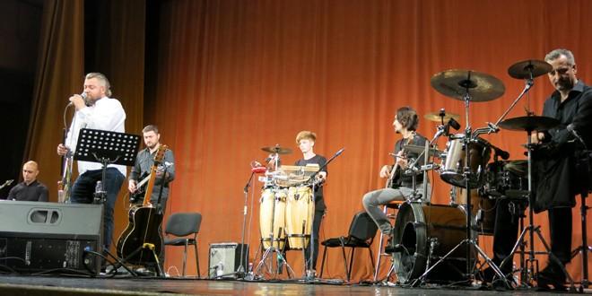"""O revelaţie: concertul de la Miercurea Ciuc al grupului """"Vali Boghean Band"""""""