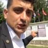 Activistul George Simion, agresat fizic la cimitirul de la Valea Uzului