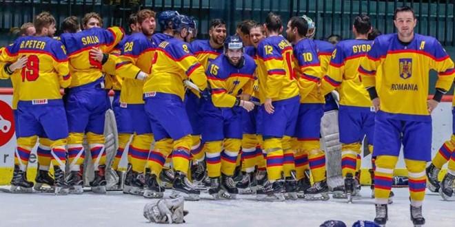 <i>După 5 victorii din 5 meciuri:</i><br />Am promovat în a doua divizie valorică la hochei pe gheață