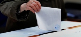 Candidat amendat cu 1.400 de lei, pentru propagandă electorală în ziua alegerilor locale