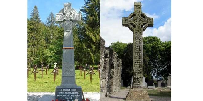 Filosoful Kelemen şi crucea solară de tip celtic