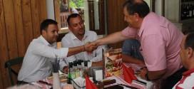 Vicepremierul Daniel Suciu, în vizită în județul Harghita
