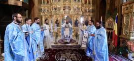 Slujbă arhierească la Catedrala Episcopală din Miercurea Ciuc