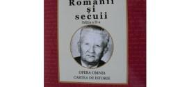 Reeditarea volumului Românii şi Secuii de I.I. Russu – important act cultural de restituire a unei opere istorico-lingvistice majore