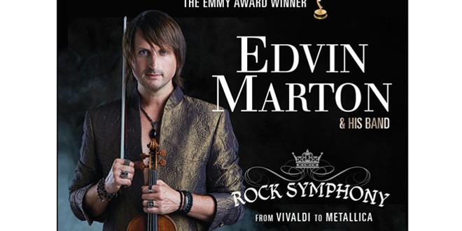 Edvin Marton, în concert la Sfântu Gheorghe