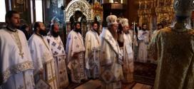 Hramul Catedralei Episcopale din Miercurea Ciuc, la 25 de ani de la înfiinţarea Episcopiei Ortodoxe a Covasnei şi Harghitei
