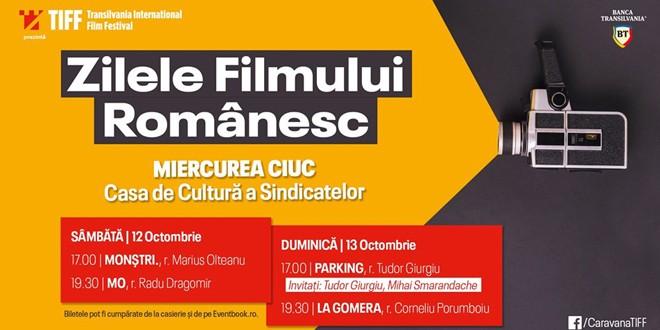 Zilele Filmului Românesc de la Miercurea Ciuc, amânate