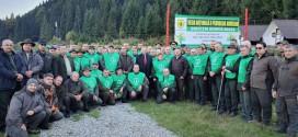 """Locul II la concursul ,,CEL MAI BUN PĂDURAR"""", obţinut de un silvicultor de la Direcţia Silvică Harghita"""