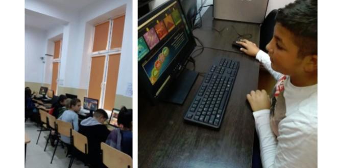 60 de calculatoare donate unor unităţi de învăţământ din judeţul Harghita