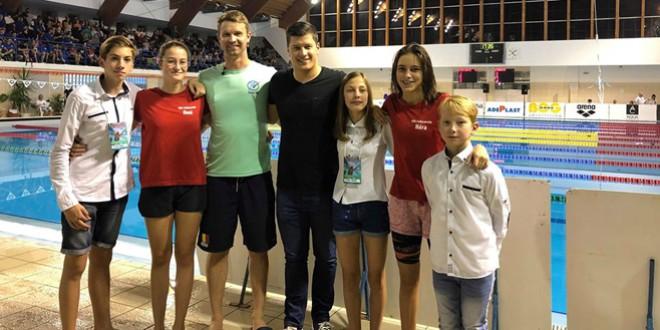 Rezultatele harghitenilor la Campionatele Naţionale de Înot