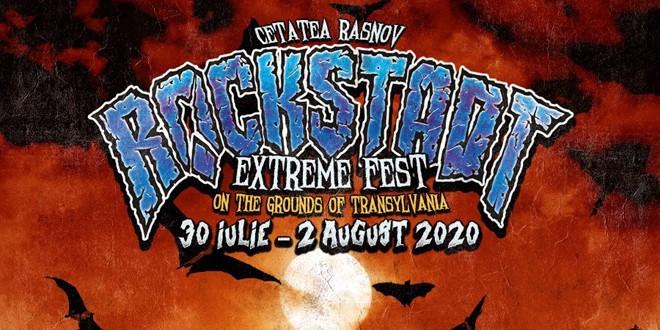 Se conturează ediția din 2020 a Rockstadt Extreme Fest