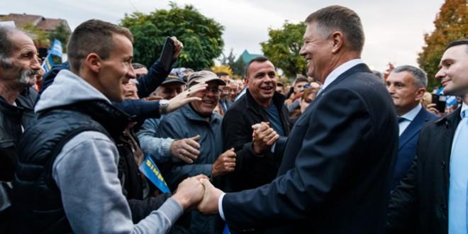Ce îl recomandă pe Klaus Iohannis pentru un nou mandat de preşedinte