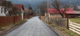 Valea Corbului şi Strada Bărăsău din comuna Corbu, în proces de asfaltare