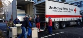Echipament medical din Germania donat Spitalului Judeţean de Urgenţă din Miercurea Ciuc