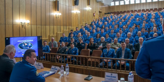 <h5><i>Din activitatea Inspectoratului de Jandarmi Judeţean Harghita pe anul 2019</i></h5>A crescut numărul misiunilor jandarmilor harghiteni comparativ cu anul 2018