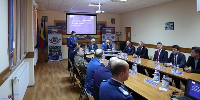 Peste 500 de jandarmi şi poliţişti locali au fost pregătiţi anul trecut de CPPCJ Gheorgheni