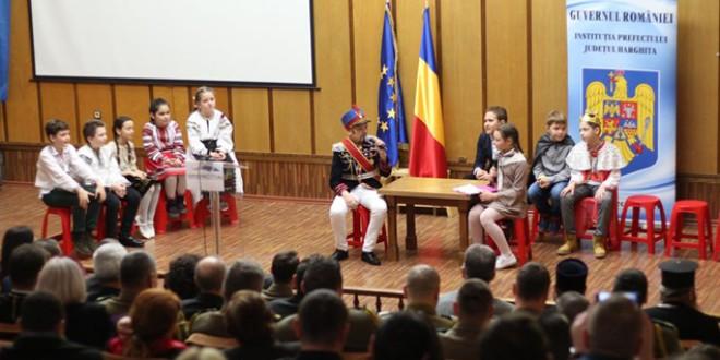 Evenimente dedicate Zilei Micii Uniri care vor avea loc în judeţ