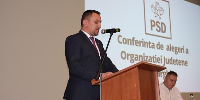 """<h5><i>Romeo Ţepeş-Focşa, preşedintele PSD Harghita, după ce a primit votul de încredere:</i></h5><br />""""Filiala judeţeană se va focusa spre tineret, meritocraţie şi un management performant"""""""