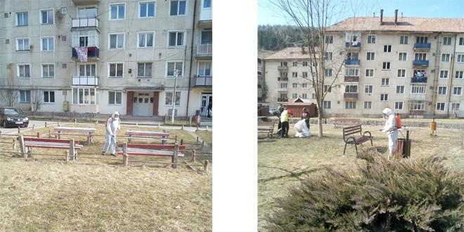 Primarul oraşului Bălan dezminte zvonurile că ar exista persoane venite din străinătate în localitate şi care nu respectă izolarea la domiciliu