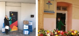 Solidaritate şi mobilizare fără precedent pentru Spitalul Judeţean de Urgenţă din Miercurea Ciuc