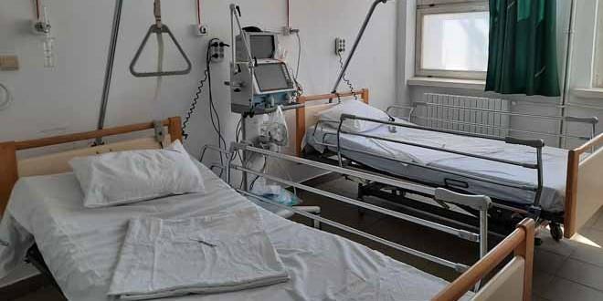 Peste o sută de mii de pacienți investigați și tratați la Spitalul Județean în 2020