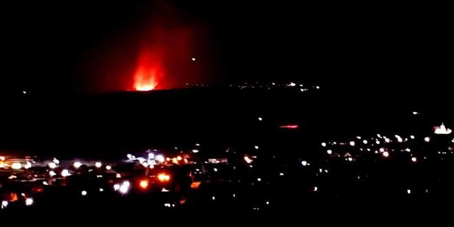 Noapte albă pentru pompierii din zona Odorhei