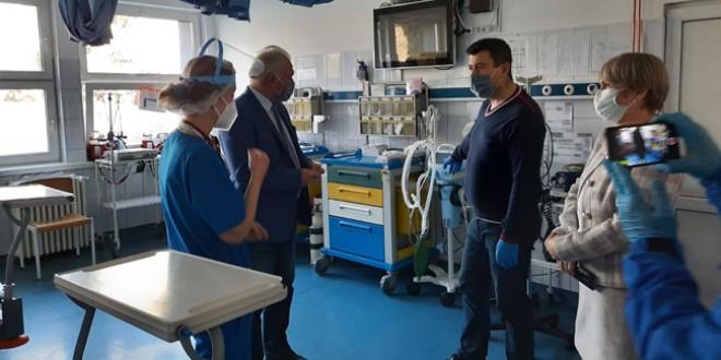 """""""UPU este pregătită pentru primirea pacienţilor, fiind asigurate şi echipamentele de protecţie individuală pentru personalul medical şi pentru personalul auxiliar"""""""