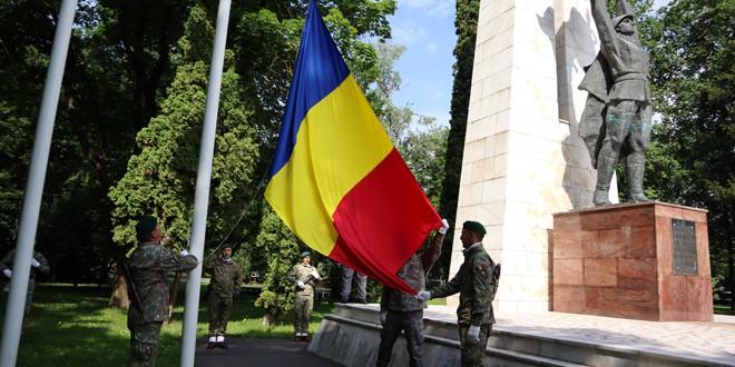 """Prefectul județului Harghita: """"Ziua Drapelului Naţional, sărbătorită astăzi, reprezintă pentru noi toţi, cetăţenii României, prilejul de a onora stindardul naţional şi întreaga noastră istorie"""""""