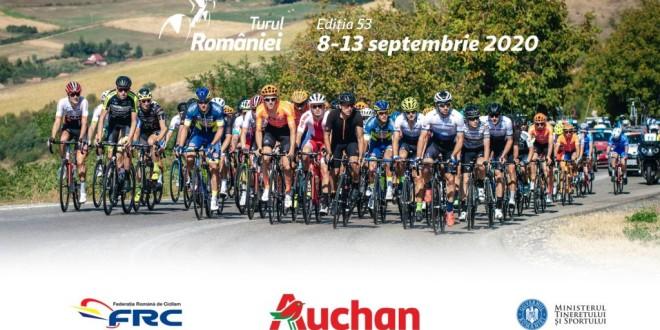 În acest an, o etapă din Turul României va avea linia de sosire în judeţul Harghita, la Lacul Sf. Ana