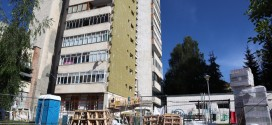 Miercurea Ciuc: Reabilitări termice la blocuri de locuit