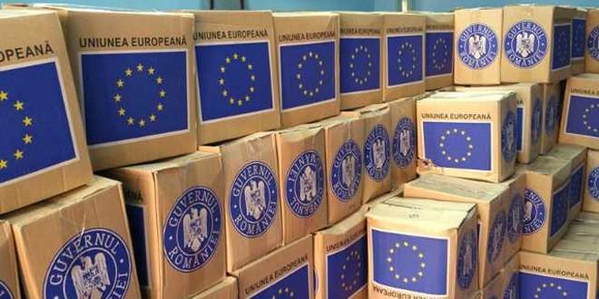 <h5><i>Miercurea Ciuc: </i></h5>Pachete cu produse de igienă şi alimentare, în curs de distribuire