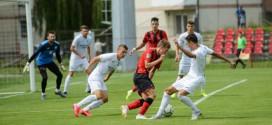 Fotbal: Liga a II-a