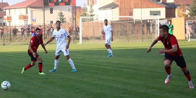 FC Miercurea Ciuc s-a despărţit de încă un jucător