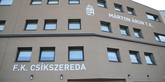Academia de fotbal din Miercurea Ciuc, printre primele 5 din ţară