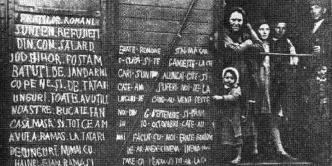 """<h5><i>Români şi unguri în Transilvania, înainte şi după Trianon (26)</i></h5> Arestări, internări, expulzări. Schingiuiţi şi ameninţaţi cu moartea, românii """"renunţau de bună voie"""" la imobilele lor"""