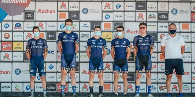 Azi se dă startul în Turul României la ciclism