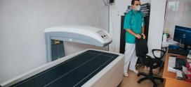 Osteodensitometria – o nouă metodă de investigaţie imagistică performantă asigurată harghitenilor de Spitalul Judeţean de Urgenţă