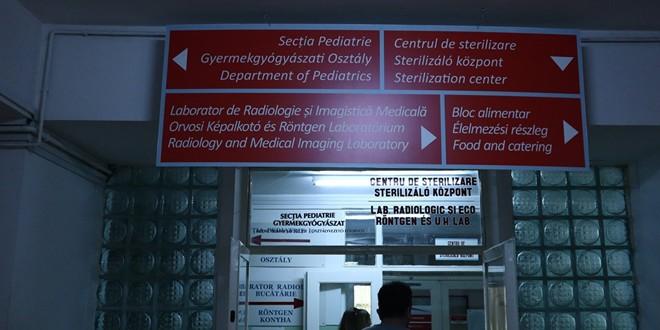 Un medic și o asistentă de la Secția de Pediatre a SJU, infectați cu SARS-CoV-2