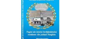 """""""Pagini ale istoriei învăţământului românesc din judeţul Harghita"""""""