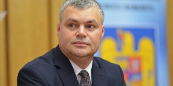 Petres Sándor, reinvestit în funcția de subprefect